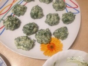 Крокеты из шпината с сыром - фото шаг 7