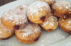 Берлинские пончики - фото шаг 5