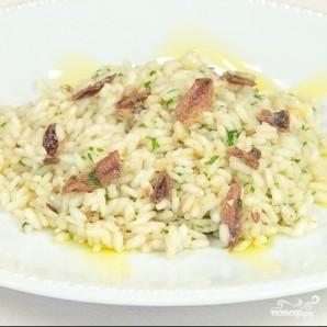 Рис с анчоусами - фото шаг 4
