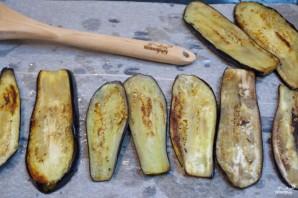 Баклажаны с чесноком и помидорами - фото шаг 2