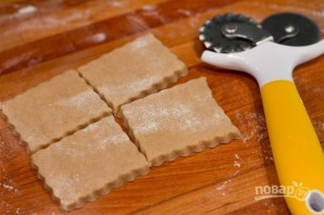 Песочное печенье с корицей - фото шаг 3