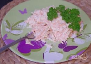 Салат из белой редьки - фото шаг 4