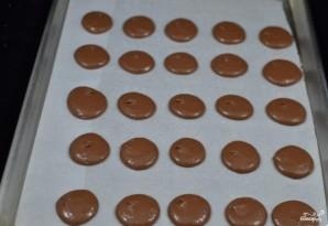 Шоколадные макаруны - фото шаг 6