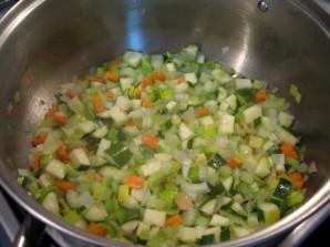 Минестроне овощной - фото шаг 5