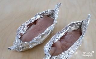 Индейка под сыром в духовке - фото шаг 3