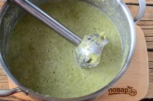Крем-суп из брокколи для детей - фото шаг 6