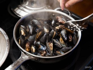 Морской салат с креветками - фото шаг 2