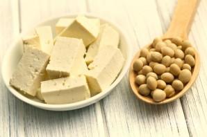Соевый творог тофу - фото шаг 7