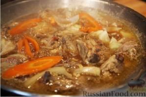 Курица с овощами по-корейски - фото шаг 6