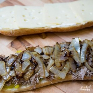 Кубинский сэндвич - фото шаг 10