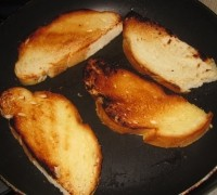 Бутерброды с печенью трески - фото шаг 1
