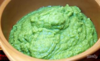 Крем-суп из зеленого горошка и мяты - фото шаг 3