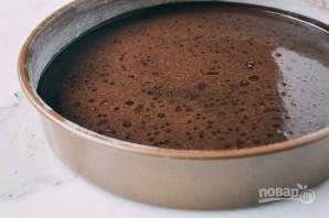 Быстрый рецепт шоколадного торта - фото шаг 3