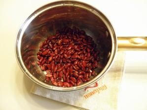 Лобио из красной фасоли (классический рецепт) - фото шаг 2