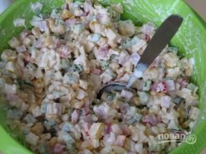 Салат закусочный - фото шаг 8