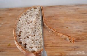 Закуска из семги и сыра - фото шаг 3