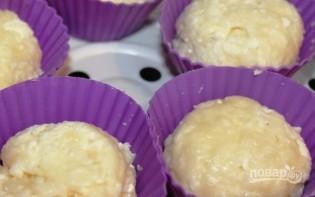 Сырники из творога для детей - фото шаг 5