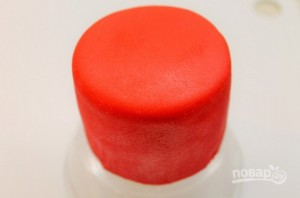 Мини-тортики из мастики - фото шаг 8