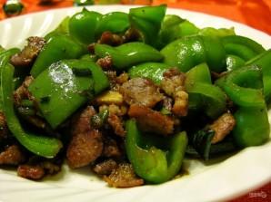 Жареное мясо кусочками - фото шаг 5