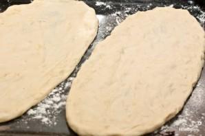 Пицца с тыквой, грушей и горгонзолой - фото шаг 4