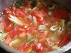 Суп для похудения из капусты - фото шаг 4