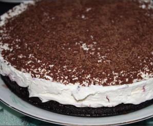 Торт с черничным вареньем - фото шаг 4