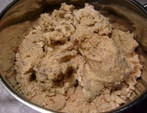 Колбаска из печенья - фото шаг 6