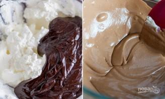Торт шоколадно-муссовый - фото шаг 14