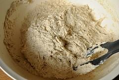 Хлеб на кефире без дрожжей - фото шаг 1