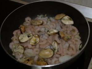 Чупе из морепродуктов по-чилийски - фото шаг 4