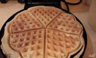 Мягкие вафли для вафельницы - фото шаг 3