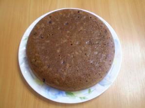 Пирог на кефире в мультиварке - фото шаг 8