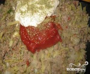 Лазанья, приготовленная в аэрогриле - фото шаг 2