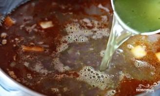 Суп из красной фасоли - фото шаг 6