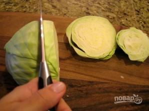 Запеченная капуста в духовке - фото шаг 1