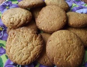 Печенье с арахисом - фото шаг 8