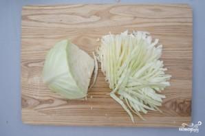 Салат домашний с курицей - фото шаг 2