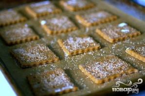 Медовые крекеры - фото шаг 5
