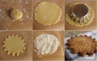 Творожный десерт с малиной - фото шаг 1