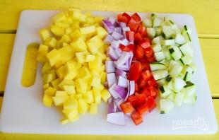 Салат для пикника на природе - фото шаг 1