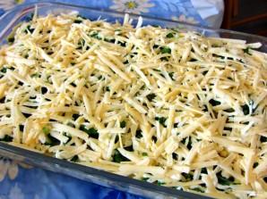 Треска в духовке со сметаной и сыром - фото шаг 4