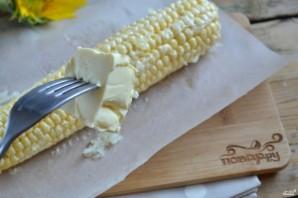 Запеченная молодая кукуруза - фото шаг 3