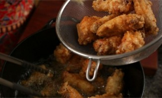 Курица с хрустящей корочкой - фото шаг 5