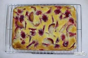 Пирог из ряженки - фото шаг 9