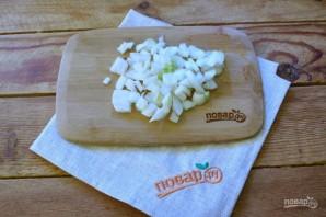 Крем-суп из кабачков с лисичками - фото шаг 2
