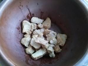 Жаркое (классический рецепт)  - фото шаг 3