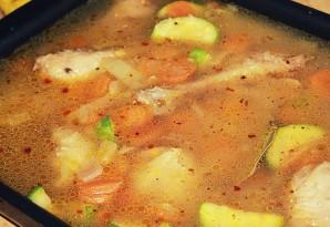 Рис с кабачками и курицей - фото шаг 5
