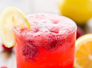 Малиновый лимонад - фото шаг 5
