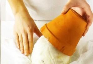 Пасха с миндалем и изюмом - фото шаг 5