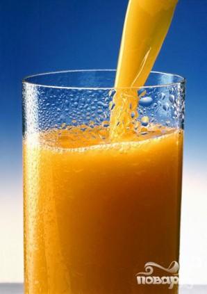 Радужный безалкогольный напиток - фото шаг 2